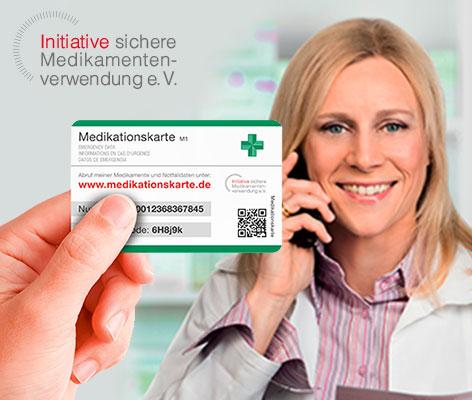 Medikationskarte